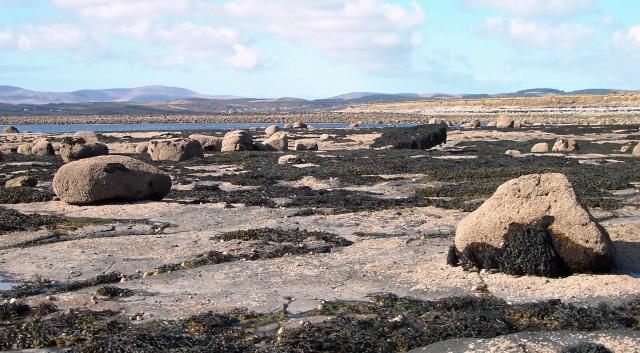 Low Tide in Donegal