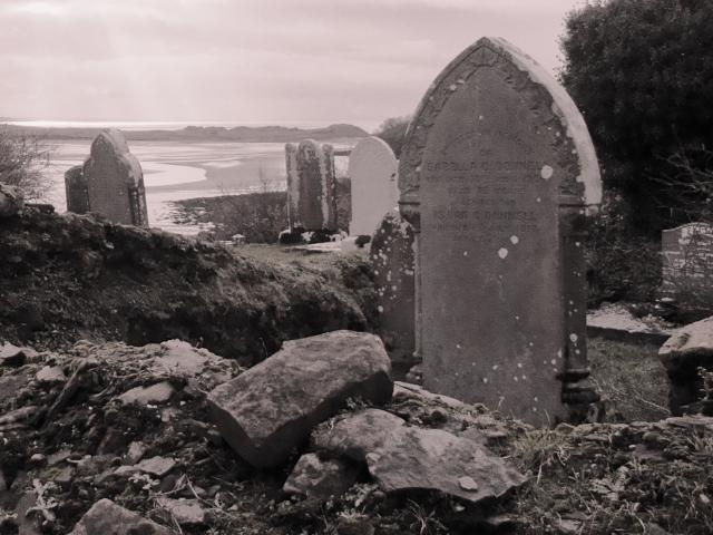 Edrim Graveyard, Donegal Town
