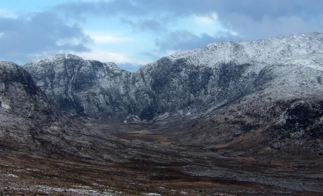 Derryveagh Mountains ©Siobhán McNamara