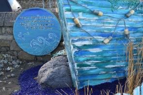 The Foroige Garden based on 'The Faeries' in Allingham Park, Ballyshannon